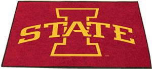 Fan Mats Iowa State University All Star Mat
