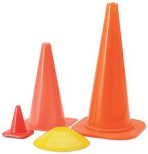 Porter Soccer Plastic Cones