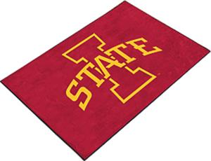Fan Mats Iowa State University Starter Mat