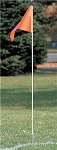 Porter Official Soccer Corner Flags (Set of 4)