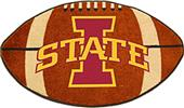 Fan Mats Iowa State University Football Mat