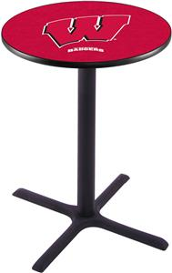 "Univ of Wisconsin ""W"" Pub Table X Style Base"
