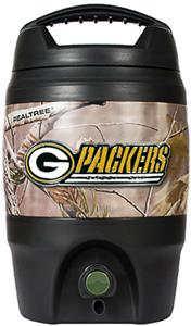 NFL Green Bay Packers 1 gal Realtree Tailgate Jug