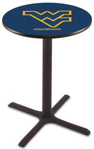 West Virginia University Pub Table X Style Base