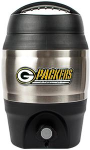 NFL Green Bay Packers 1 gal Tailgate Jug