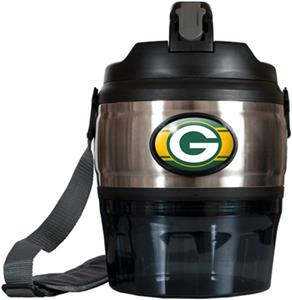 NFL Green Bay Packers 80oz. Grub Jug