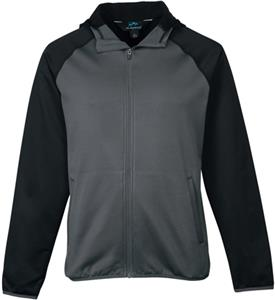 TRI MOUNTAIN Raven Fleece Hooded Jacket