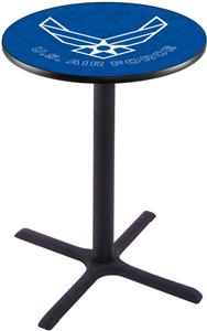 United States Air Force Pub Table X Style Base