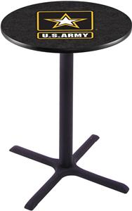 United States Army Pub Table X Style Base