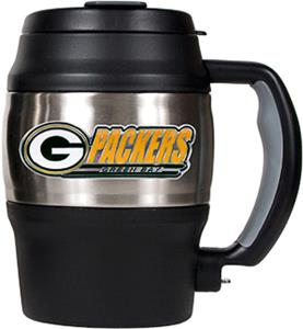 NFL Green Bay Packers Mini Jug w/Bottle Opener
