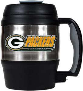 NFL Green Bay Packers 52oz Macho Travel Mug