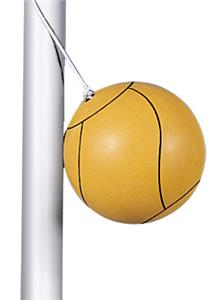 Porter Official Heavy Duty Tetherball with Cord