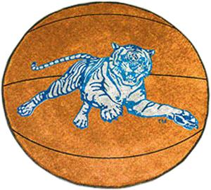 Fan Mats Jackson State University Basketball Mat