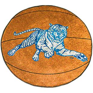 Fan Mats Jackson State University Basketball Mat