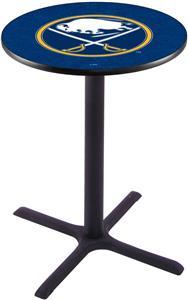 Buffalo Sabres NHL Pub Table X Style Base