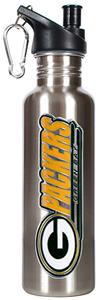 NFL Green Bay Packers Stainless Steel Water Bottle