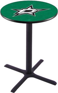 Dallas Stars NHL Pub Table X Style Base