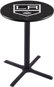 Los Angeles Kings NHL Pub Table X Style Base