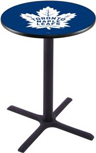 Toronto Maple Leafs NHL Pub Table X Style Base