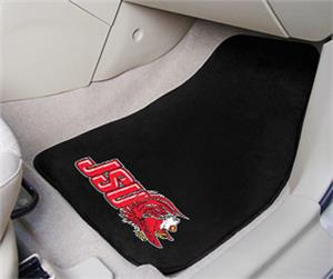 Fan Mats Jacksonville State Univ. Carpet Car Mats