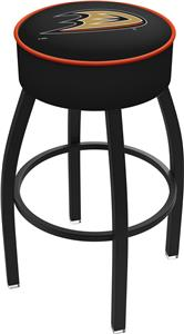 Anaheim Ducks NHL Blk or Chrome Bar Stool