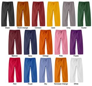 Gelscrubs Kid's Classic Scrub Pants - 15 Colors