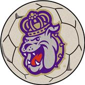 Fan Mats James Madison University Soccer Ball