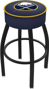 Buffalo Sabres NHL Blk or Chrome Bar Stool