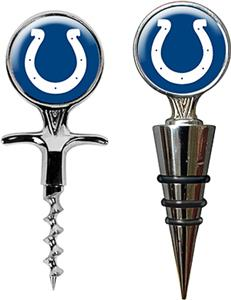 NFL Indianapolis Colts Cork Screw & Bottle Topper