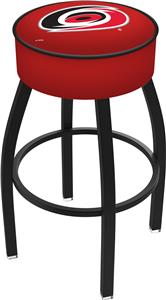 Carolina Hurricanes NHL Blk or Chrome Bar Stool