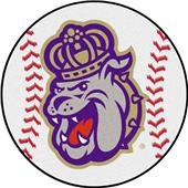 Fan Mats James Madison University Baseball Mat
