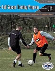Full Season U14 Soccer Training Program (BOOK)