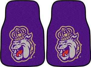 Fan Mats James Madison University Carpet Car Mats