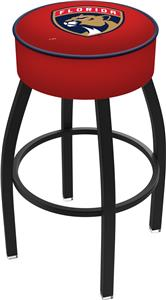 Florida Panthers NHL Blk or Chrome Bar Stool