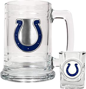 NFL Indianapolis Colts Boilermaker Gift Set