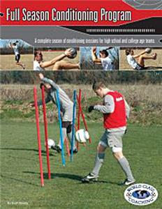 Full Season Soccer Conditioning Program (BOOK)