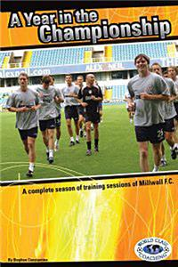 A Year in the Championship soccer (BOOK) training