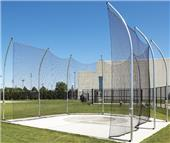 Gill Athletics NCAA Aluminum Discus Cage Nets