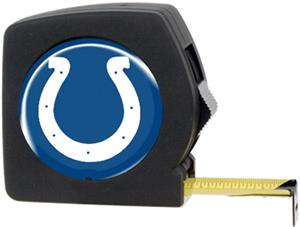 NFL Indianapolis Colts 25' Tape Measure with Logo