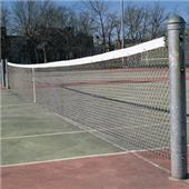 Porter Heavy Duty Outdoor Tennis Posts (Pair)