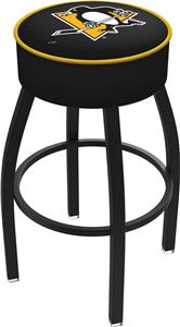 Pittsburgh Penguins NHL Blk or Chrome Bar Stool