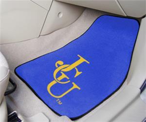 Fan Mats John Carroll Univ Carpet Car Mats (set)