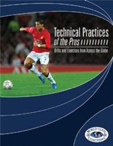 Technical Soccer Pro's Practices Training (BOOK)