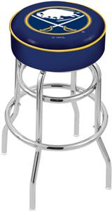 Buffalo Sabres NHL Double-Ring Bar Stool