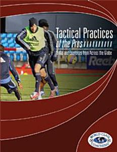 Tactical Practices of Pros soccer training (BOOK)