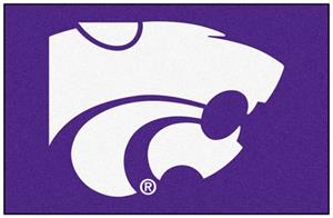 Fan Mats Kansas State University Starter Mat