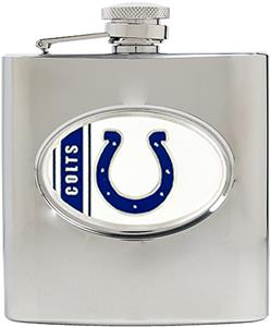 NFL Indianapolis Colts 6oz Stainless Steel Flask