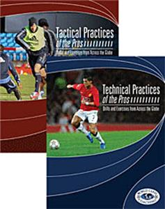 Technical & Tactical Soccer Practices (BOOK)