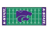 Fan Mats Kansas State Football Field Runner
