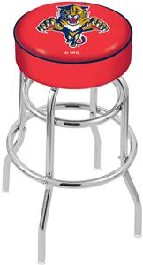 Florida Panthers NHL Double-Ring Bar Stool
